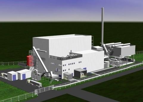 WIDNES - Biomass Power Plant