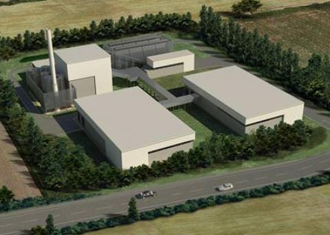 2971 SLEAFORD - Power Plant
