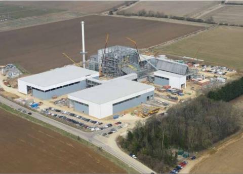 Surinam 2006 - Biomass Power Plant